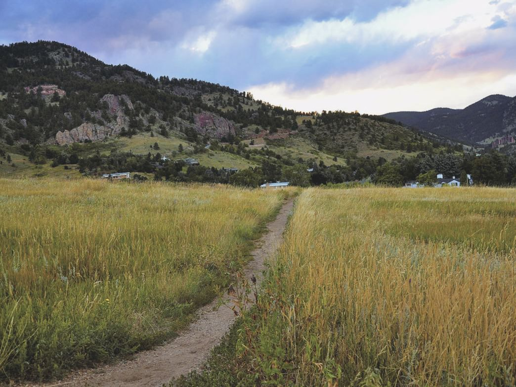 With its huge trail network, Boulder boasts world-class trail running.