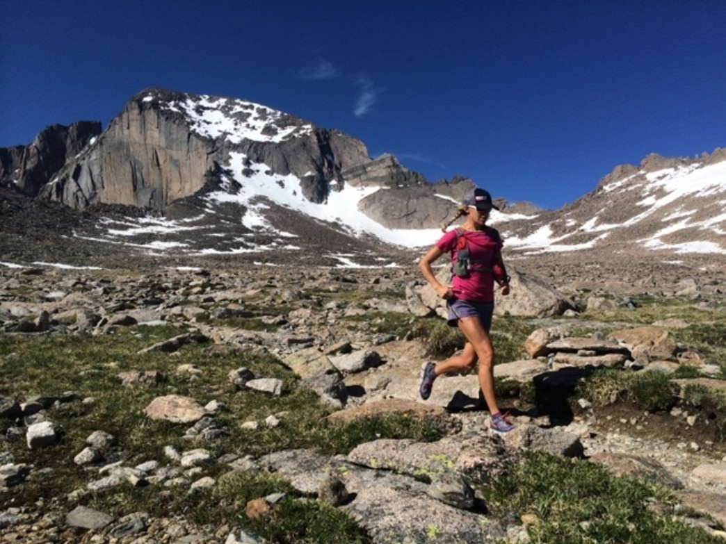 Darcy Piceu is a mountain running badass who has lived in Boulder for 16 years.