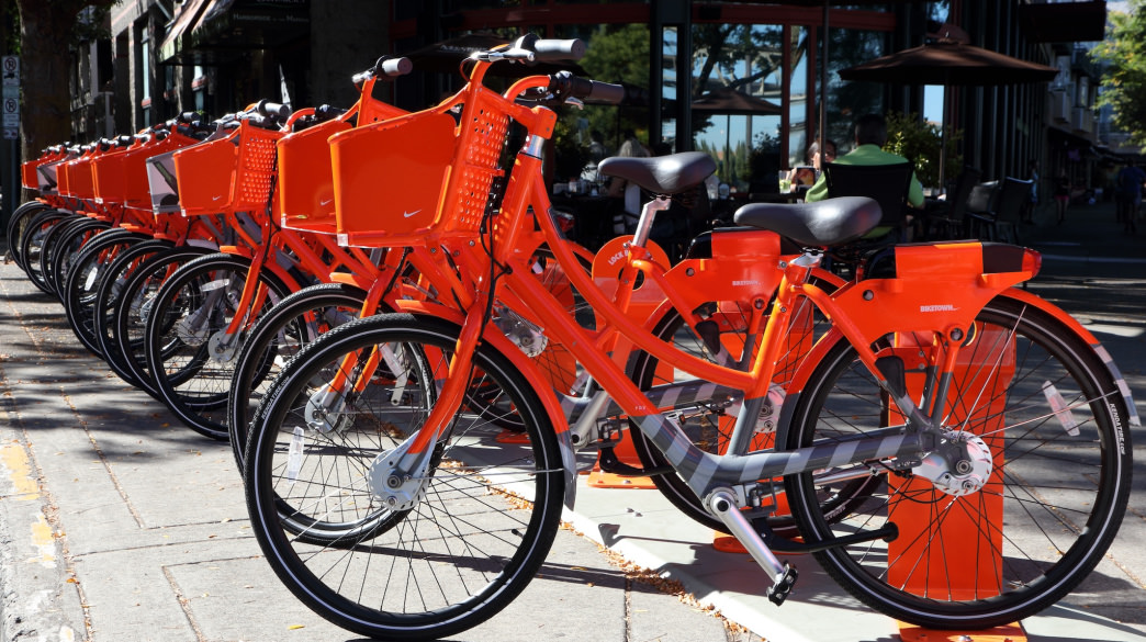 Also known as Biketown USA, Portland now has a robust bike sharing system perfect for touring on two wheels.