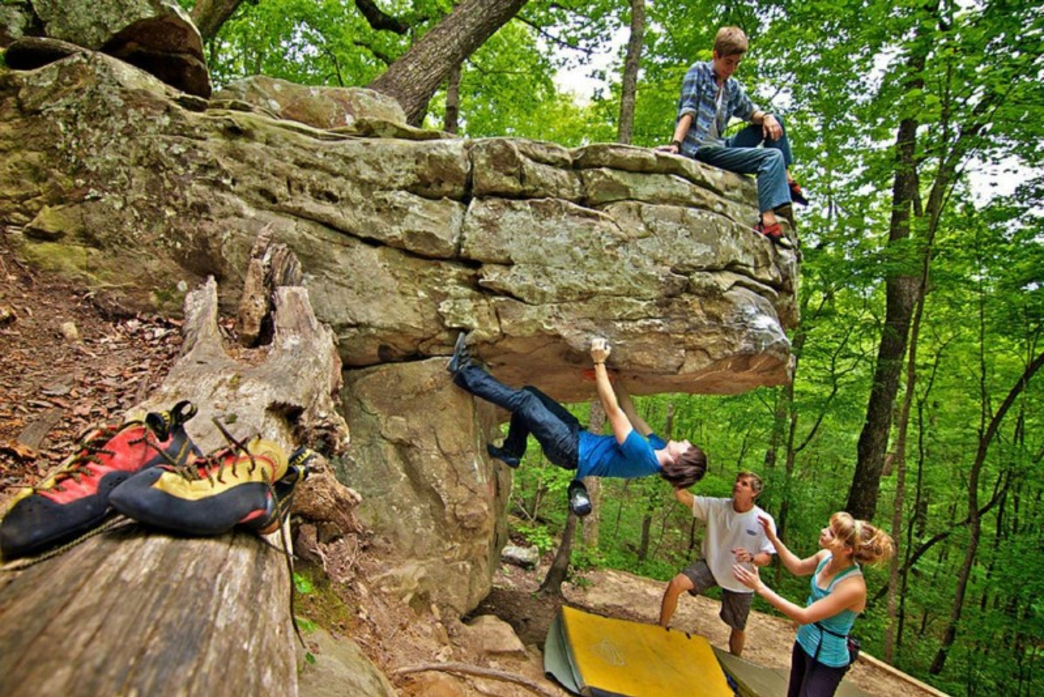 12 Of The Best Places To Climb Near Birmingham