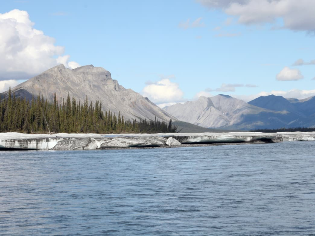The Arctic National Wildlife Refuge was federally protected in 1960, and expanded significantly in 1980.