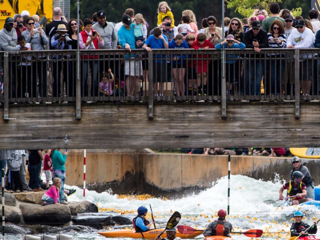 Watching the duck race courtesy of the US National White Water Center.jpg
