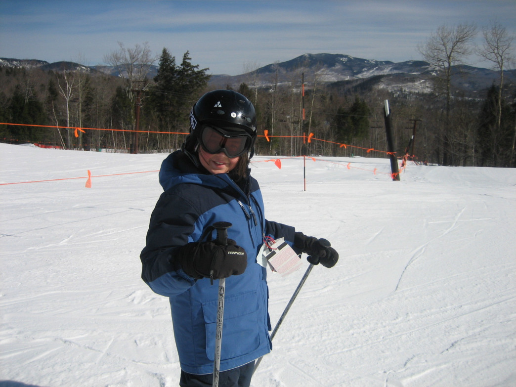 Hitting the slopes with your kids offers many options at Sunday River.
