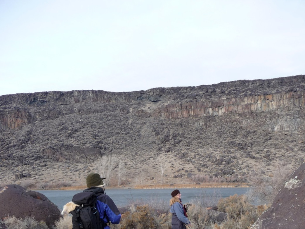 The Snake River Canyon has plenty of opportunities for hiking.
