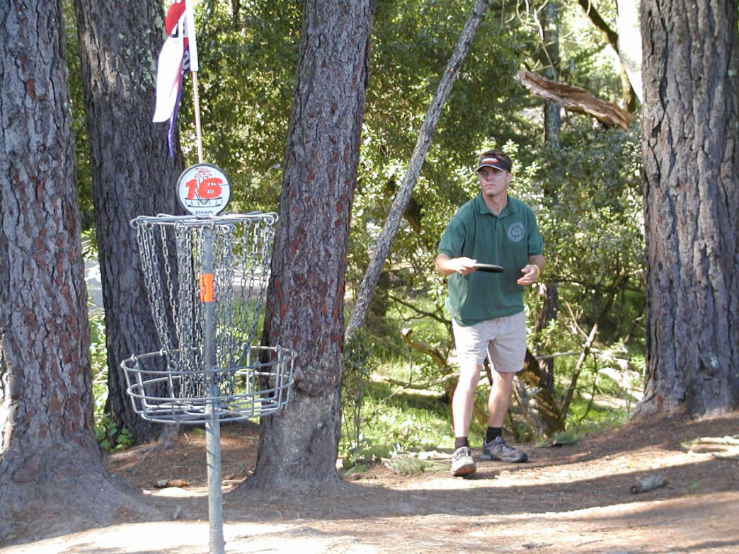 Playing disc golf is a great way to enjoy the outdoors—without dealing with greens fees and long lines to tee off.