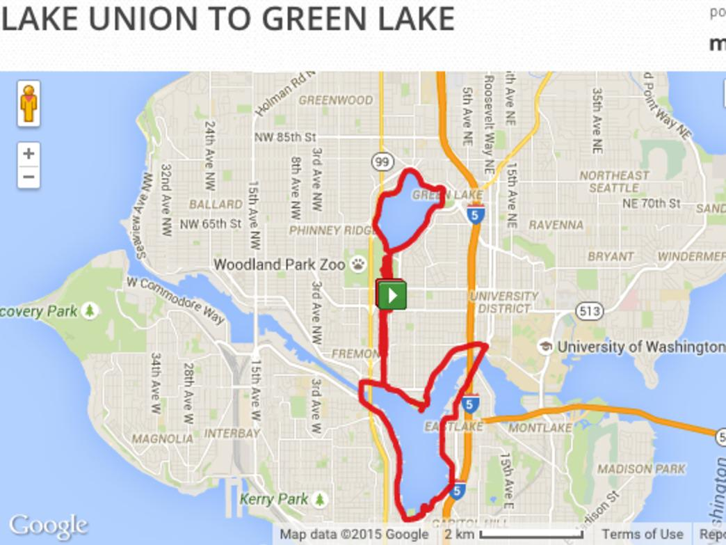 Seattle Marathon Training 8 Great Local Routes to Check Out