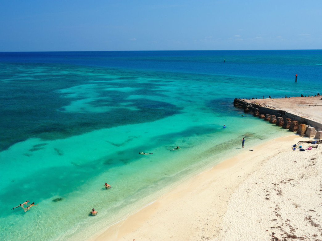 Insider s guide to dry tortugas national park for Garden key dry tortugas national park