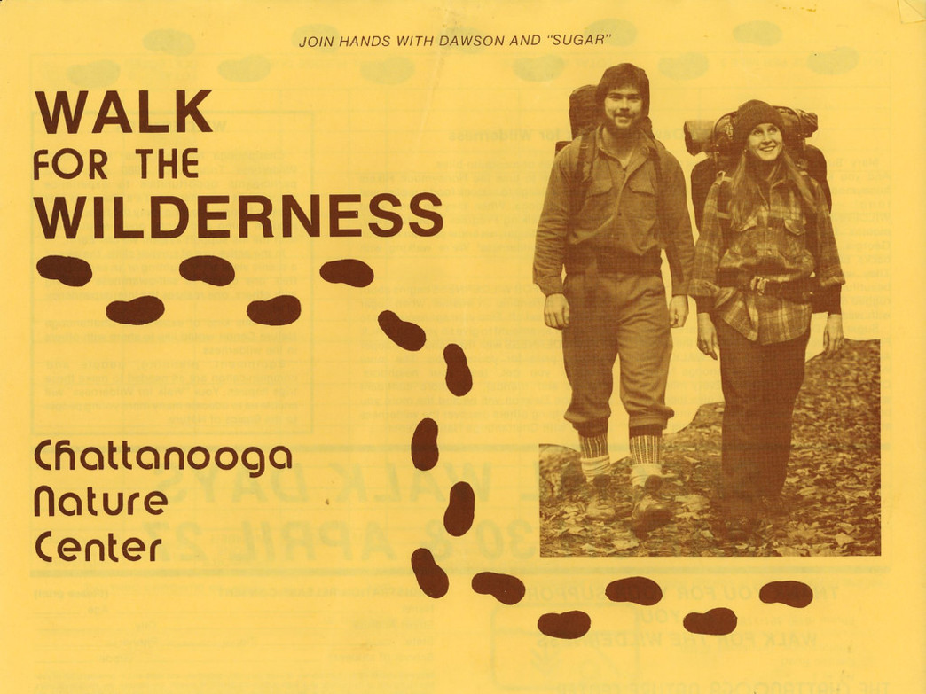 Walk for the Wilderness with the Chattanooga Nature Center
