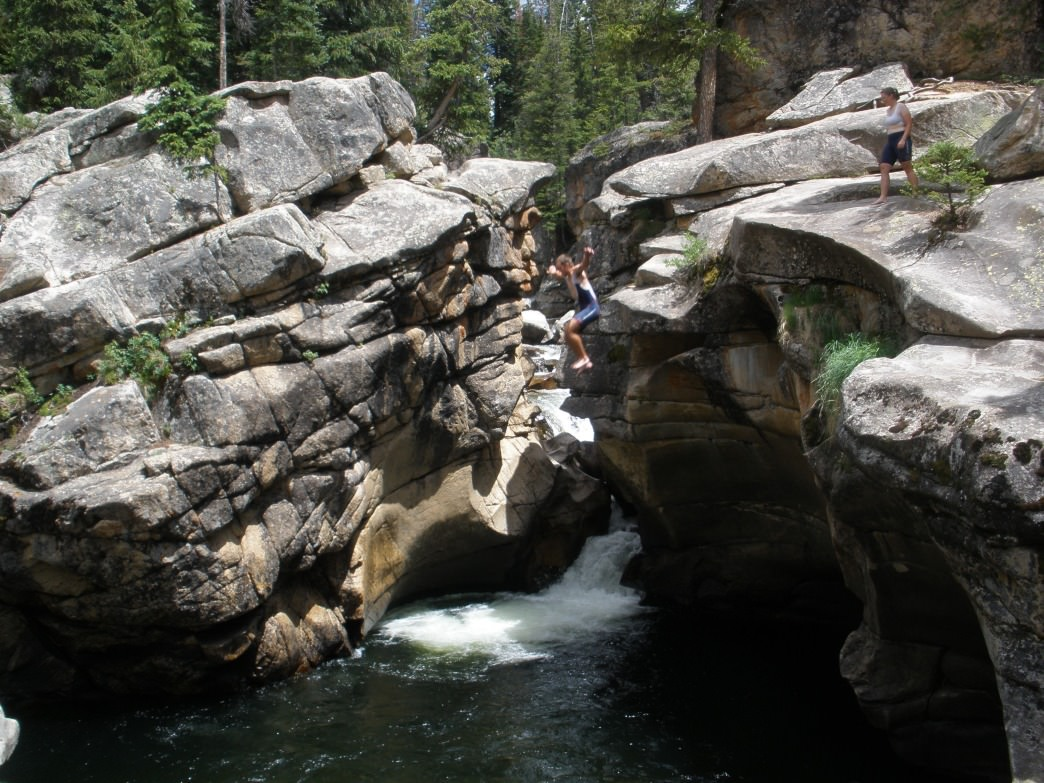 Colorado S 7 Best Swimming Holes