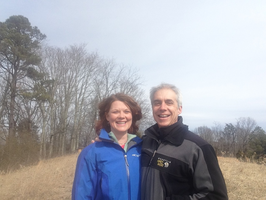 Tina and Kirk Miller found each other and founded Walkabout Outfitters in Lexington, VA, in the early 2000s.