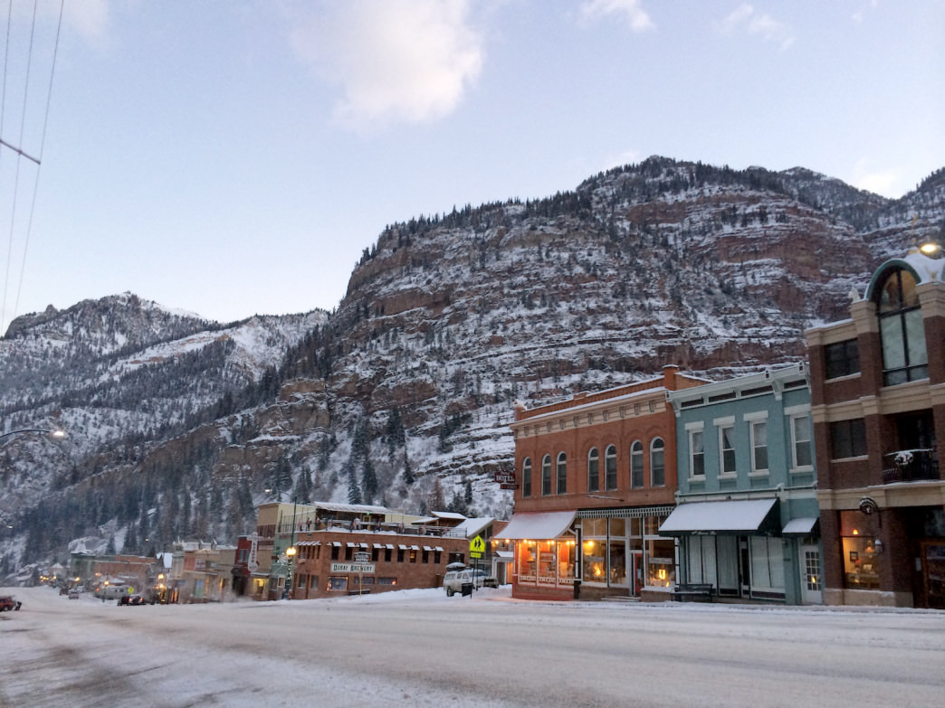 "Called the ""Switzerland of America,"" Ouray delivers high adventure in any season."