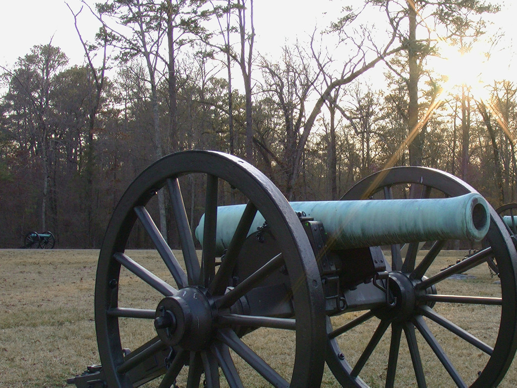 Chickamauga Battlefield Park offers a fascinating history lesson as well as an enormous outdoor space to explore.