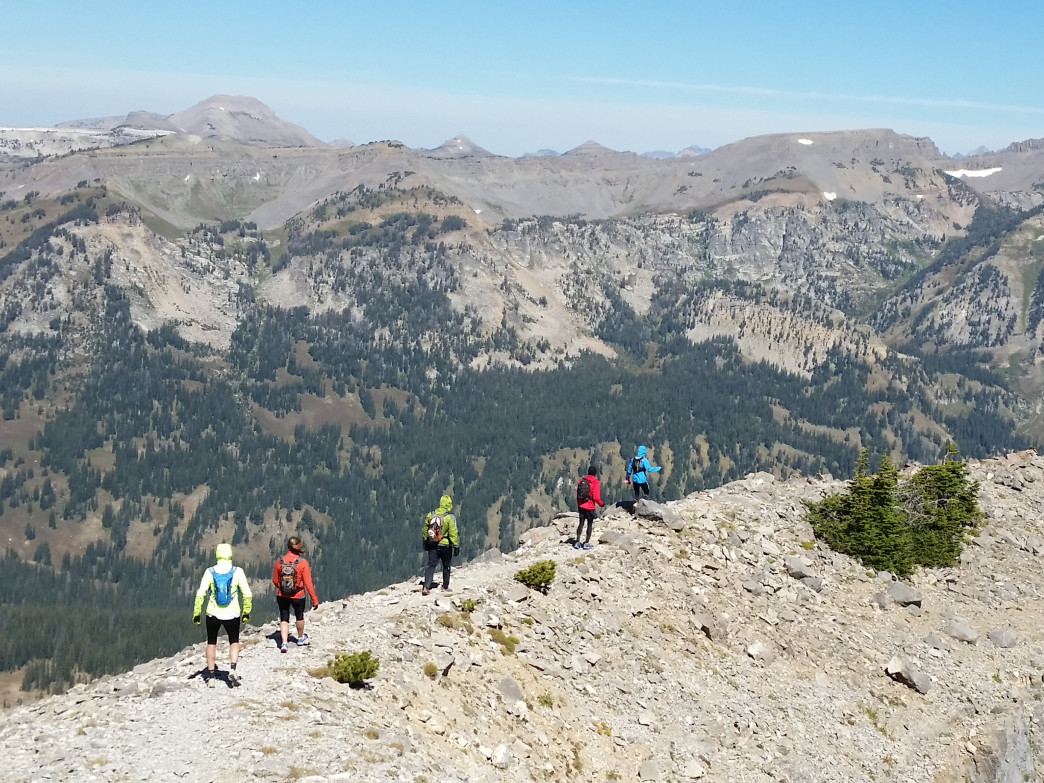 Head straight for the high country and learn from top running coach Eric Orton at his Jackson Hole summer running camps.