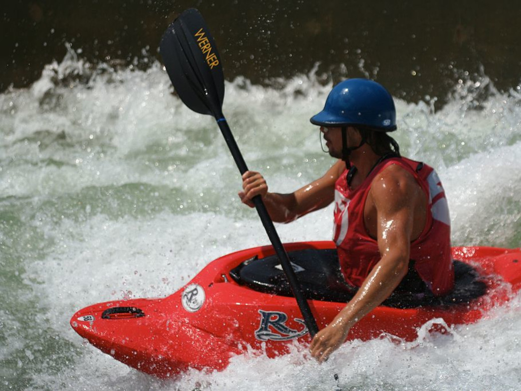 The U.S. National Whitewater Center has brought kayaking to a new level around Charlotte.
