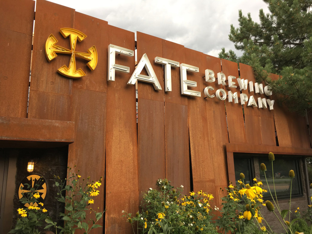 Fate offers 30 beers on tap.