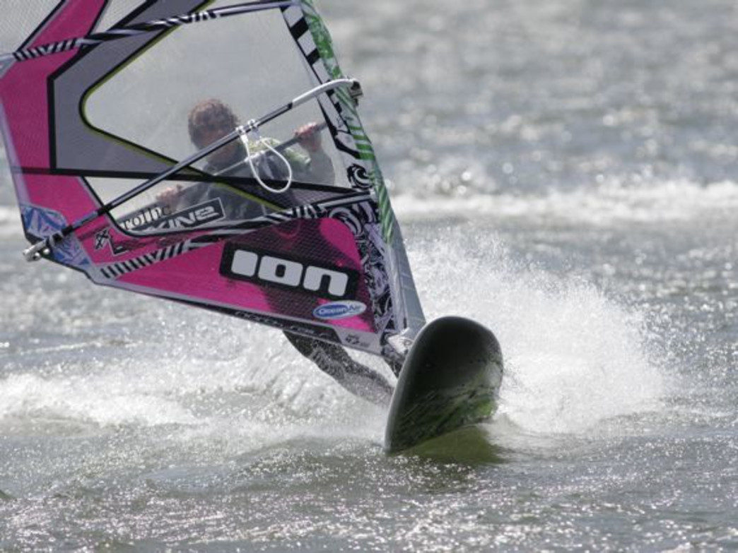 Windsurfing, a wildly popular sport in and around Hood River, is at the heart of Beach Bash.