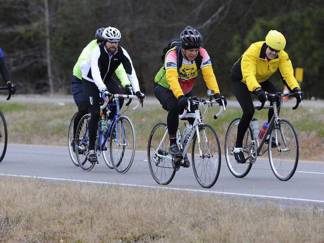 The Montgomery Bicycle Club is an all-inclusive group.