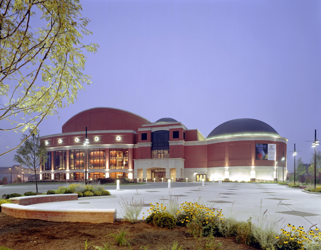You could spend a whole day at the Clay Center for the Arts & Sciences alone!     Rekko Patton
