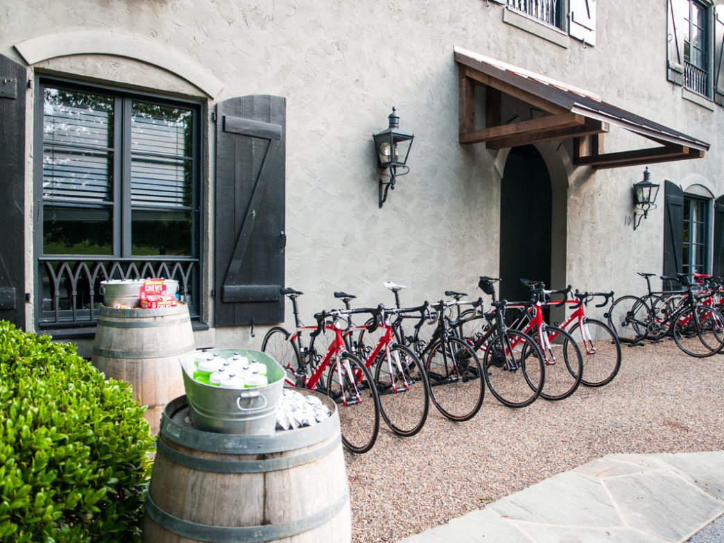 A stay at Hotel Domestique is a must-do for any cycling enthusiast.