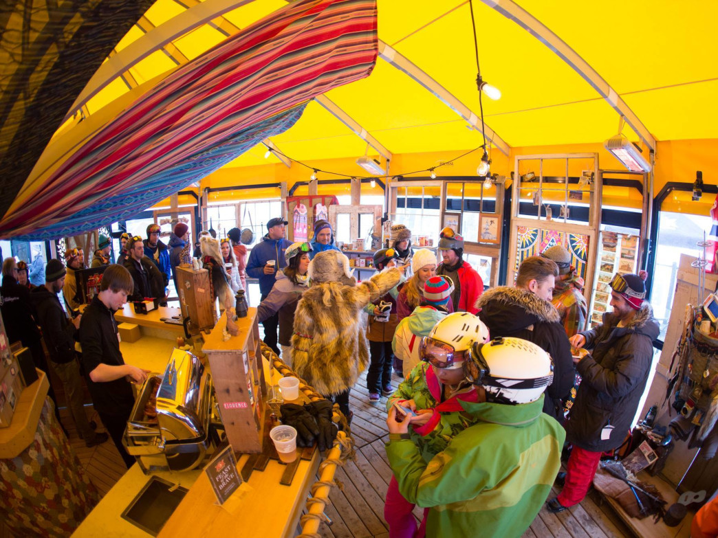 The notoriously lively après-ski scene at Killington Resort is somewhat of a phenomenon.