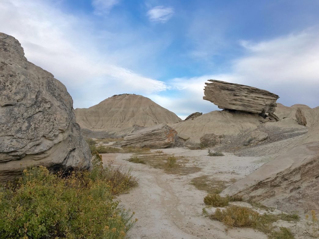 Hike through Toadstool National Geological Park along what USA Today touts as one of the top 10 trails in the country.
