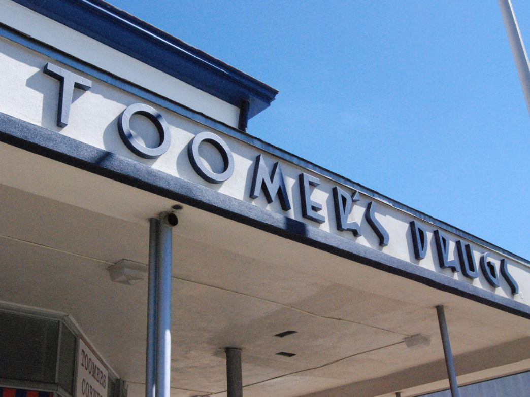 A trip to Auburn is not complete without a stop at the famous Toomer's Drugs.