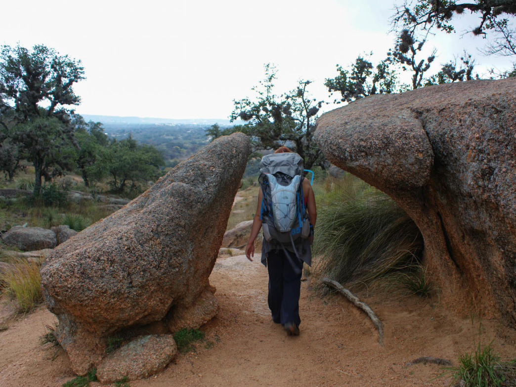 Enchanted Rock Camping Photos