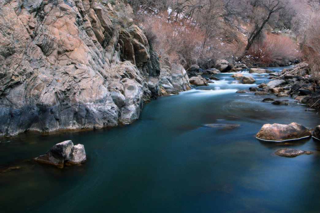 Ogden sits right at the confluence of two great rivers, the Weber and the Ogden.