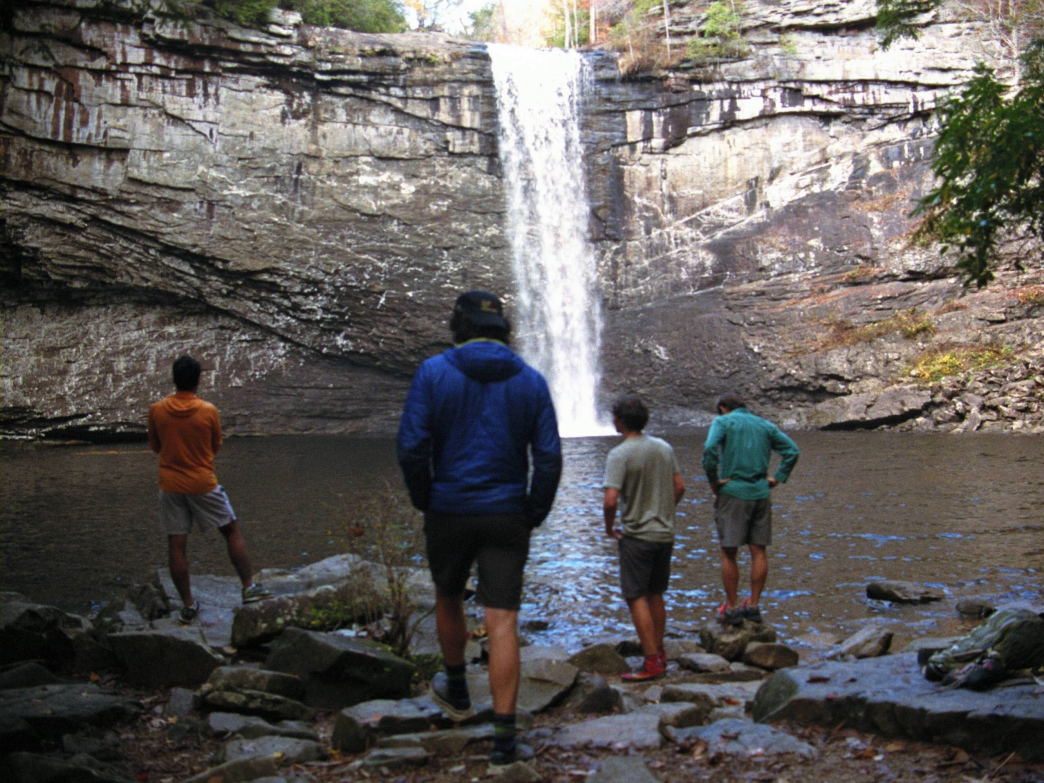 Foster Falls and Fiery Gizzard Hiking