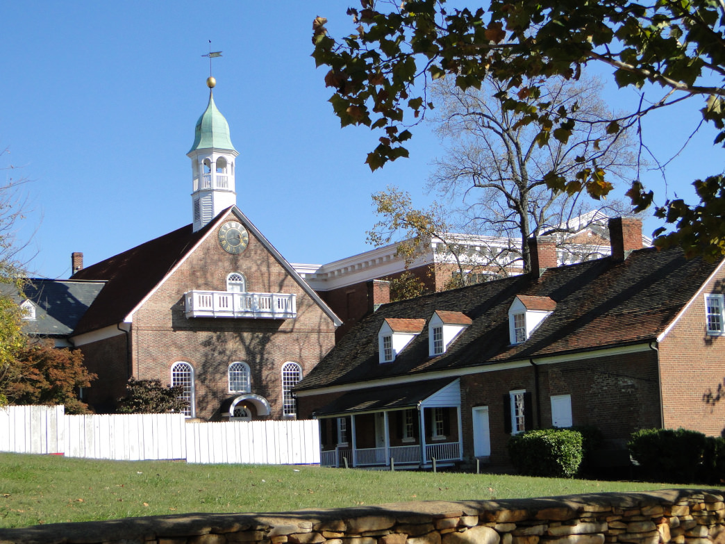 Spend a day walking the homes, gardens, and shops of Old Salem.
