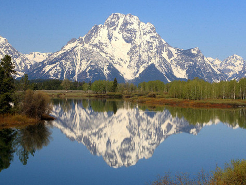 The Best Spots For Spring Skiing In Jackson Hole