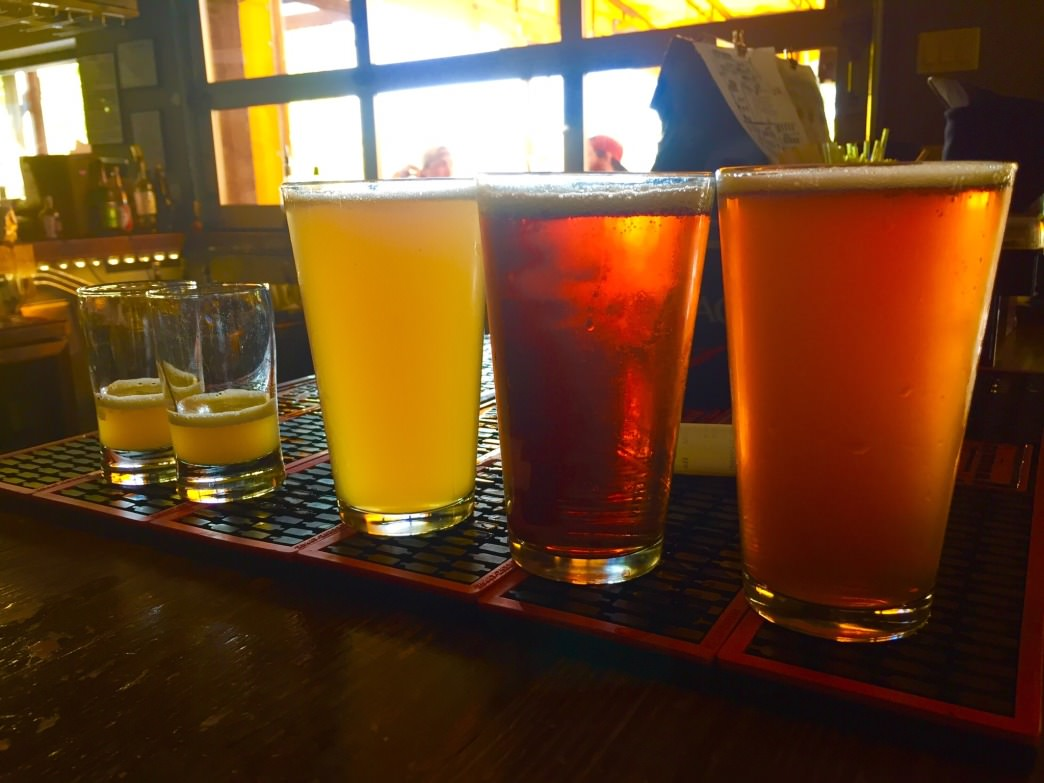 A two-wheeled tour of Boulder breweries is a great way to sample the city's amazing selection of beer.