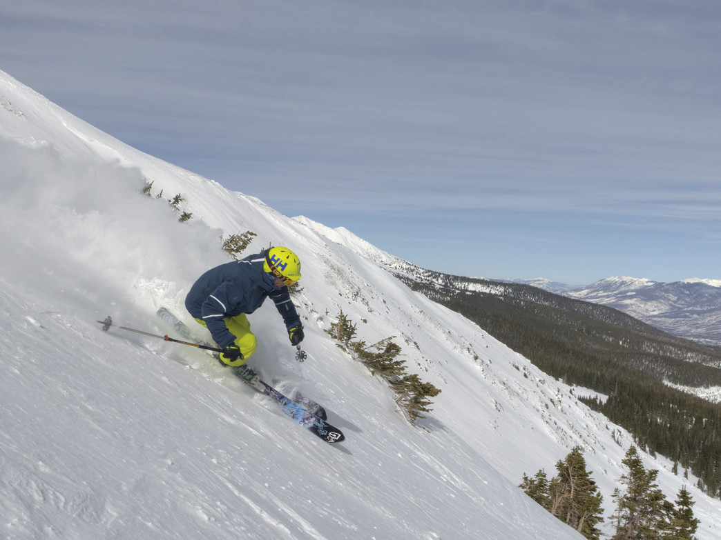 a quick and dirty guide to skiing and snowboarding near boulder