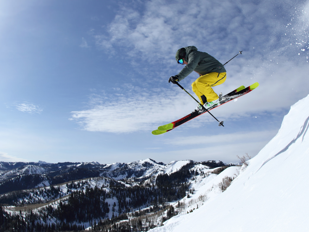 Park City Mountain Resort offers an incredible amount of terrain that's easy to access.