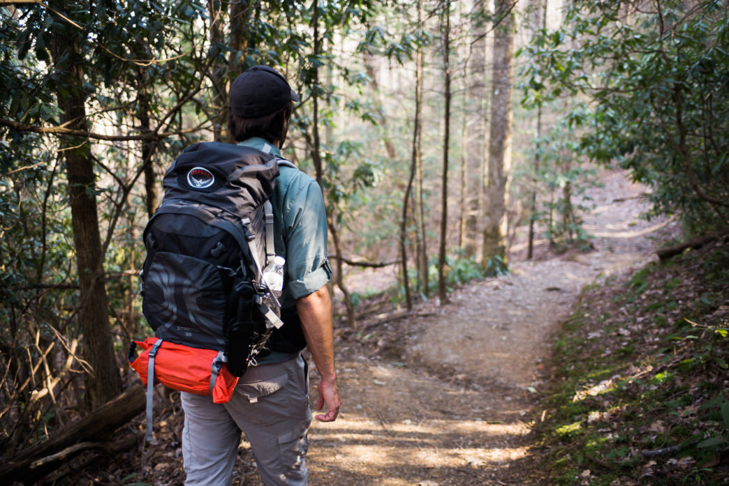 The 10 Best Weekend Backpacking Trips In Tennessee