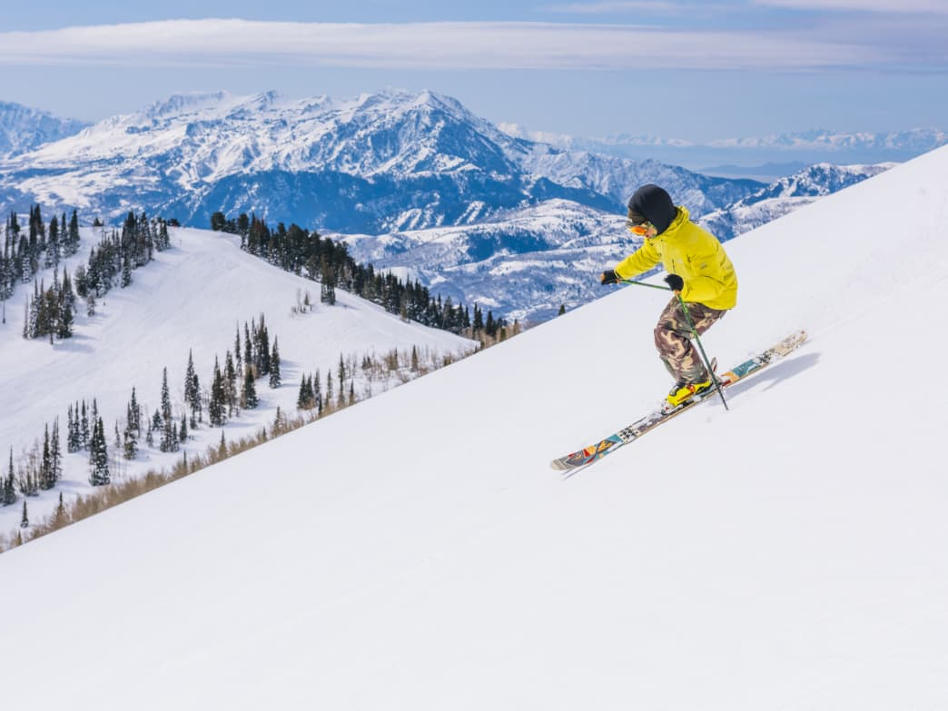 Ogden is known for its three ski resorts—Snowbasin, Powder Mountain, and Nordic Valley.