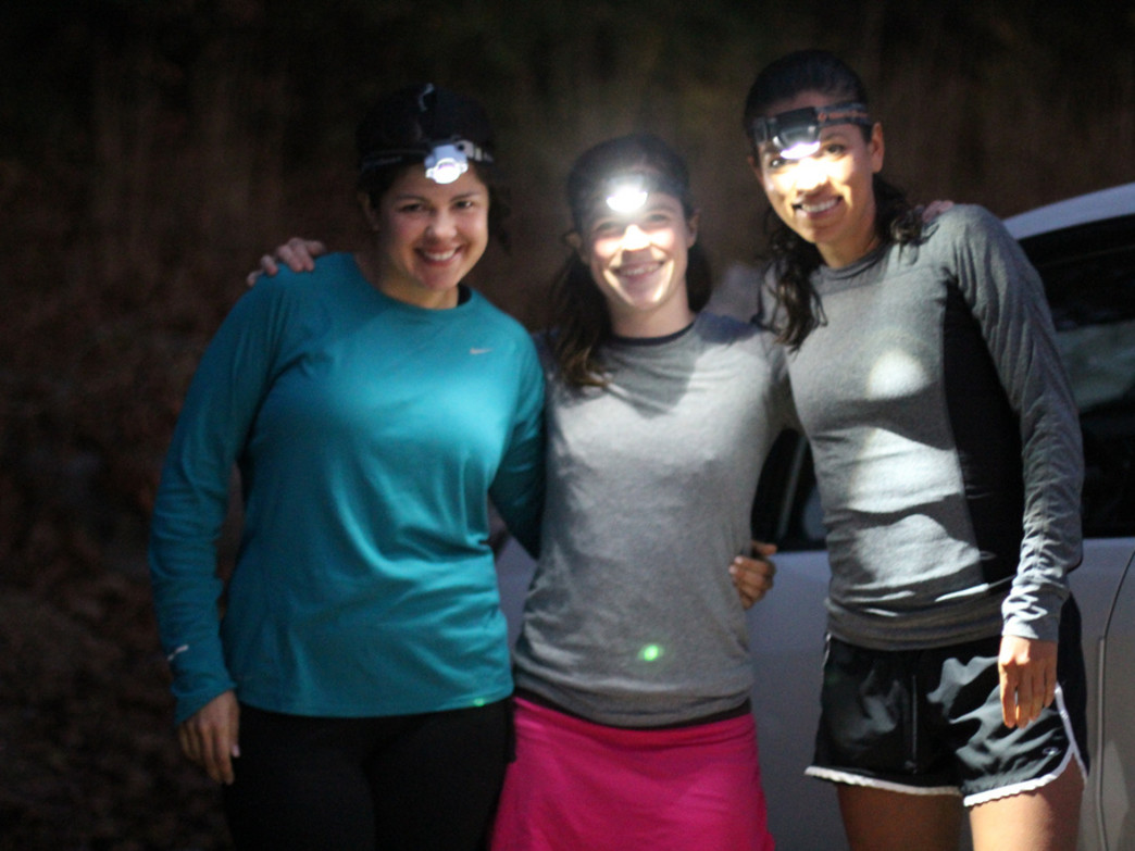 Get out your headlamps!