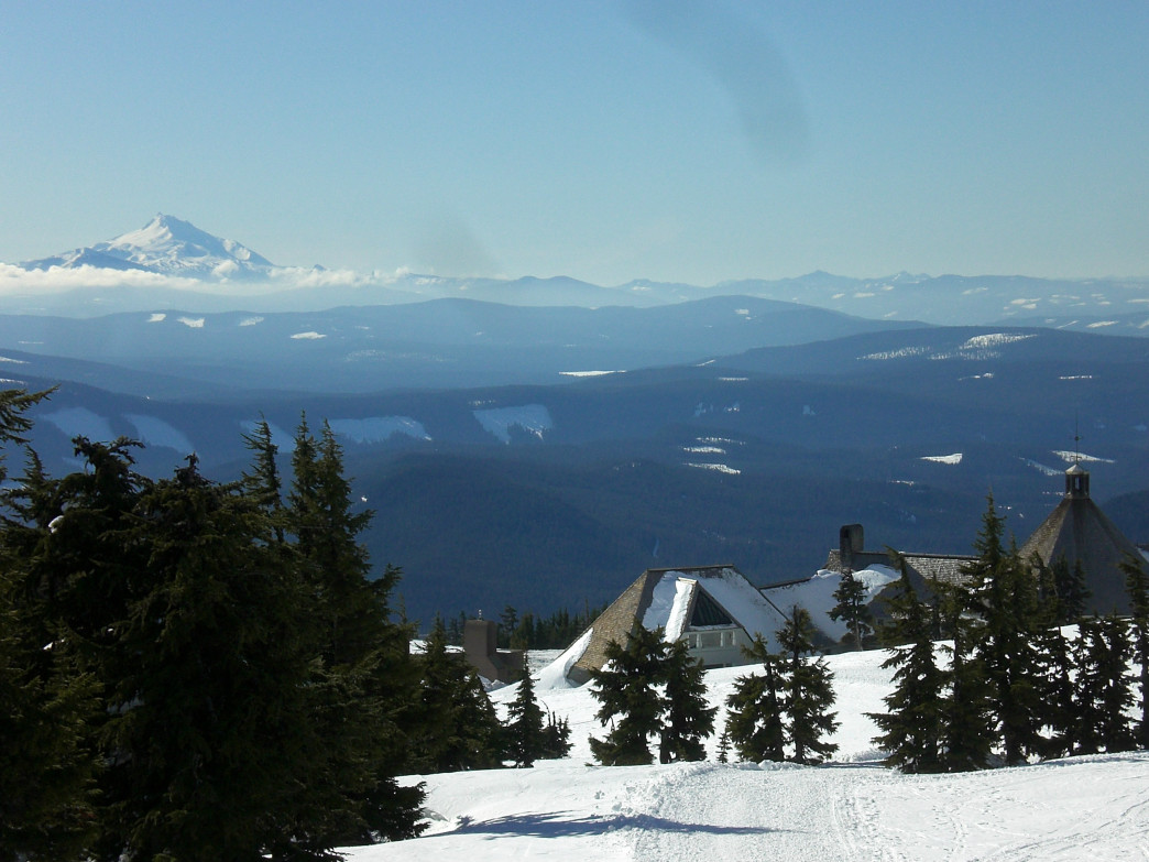 The food options are as incredible as the views at Timberline Lodge.
