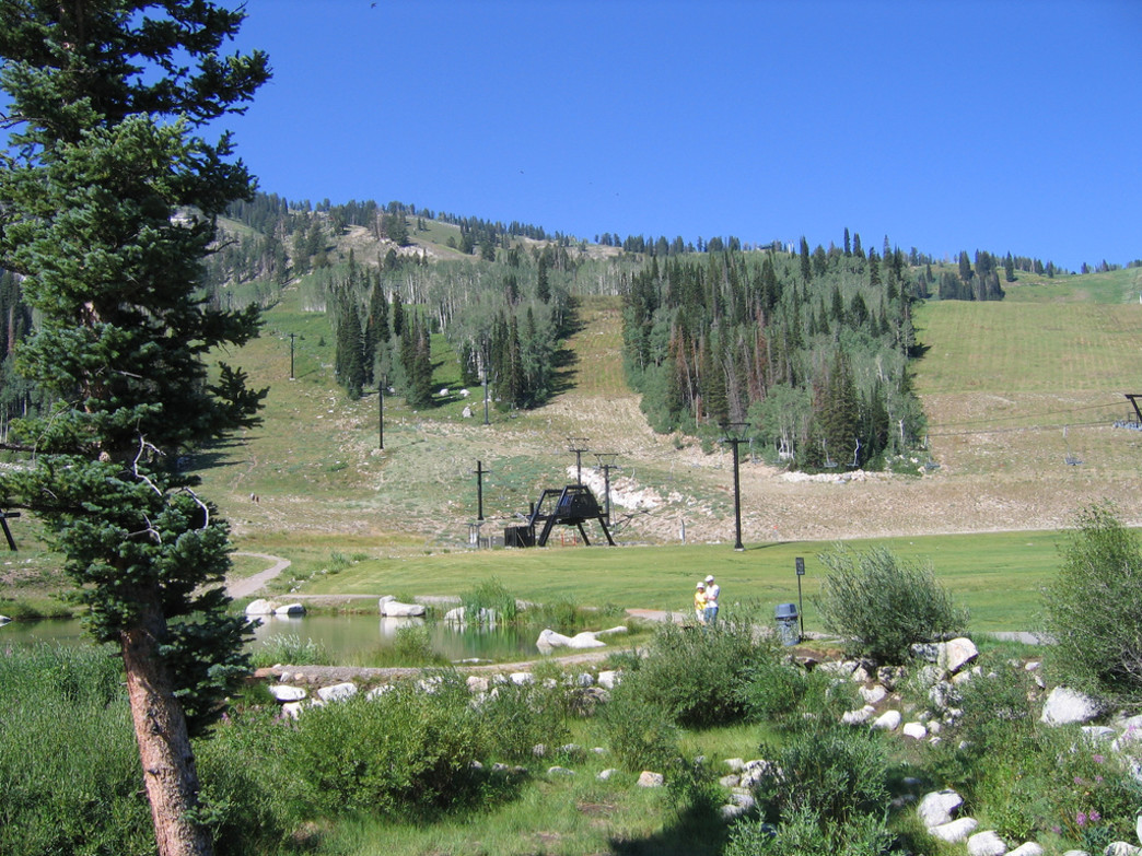 activities galore at utah ski resorts in summer