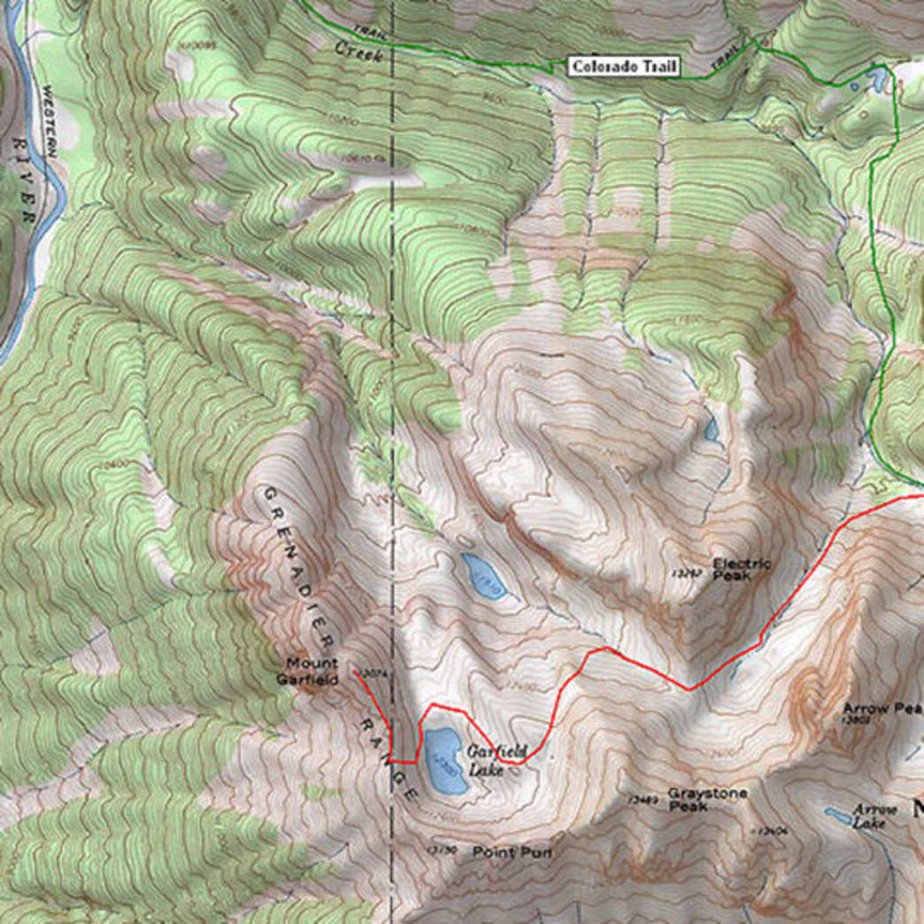 Boulderites love gazing at maps for hours!
