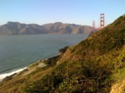 Golden Gate from the Presidio