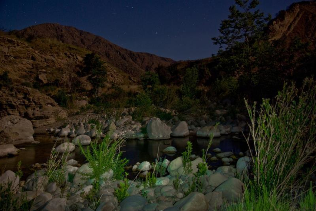 Sespe Creek Trail - Camping & Backpacking