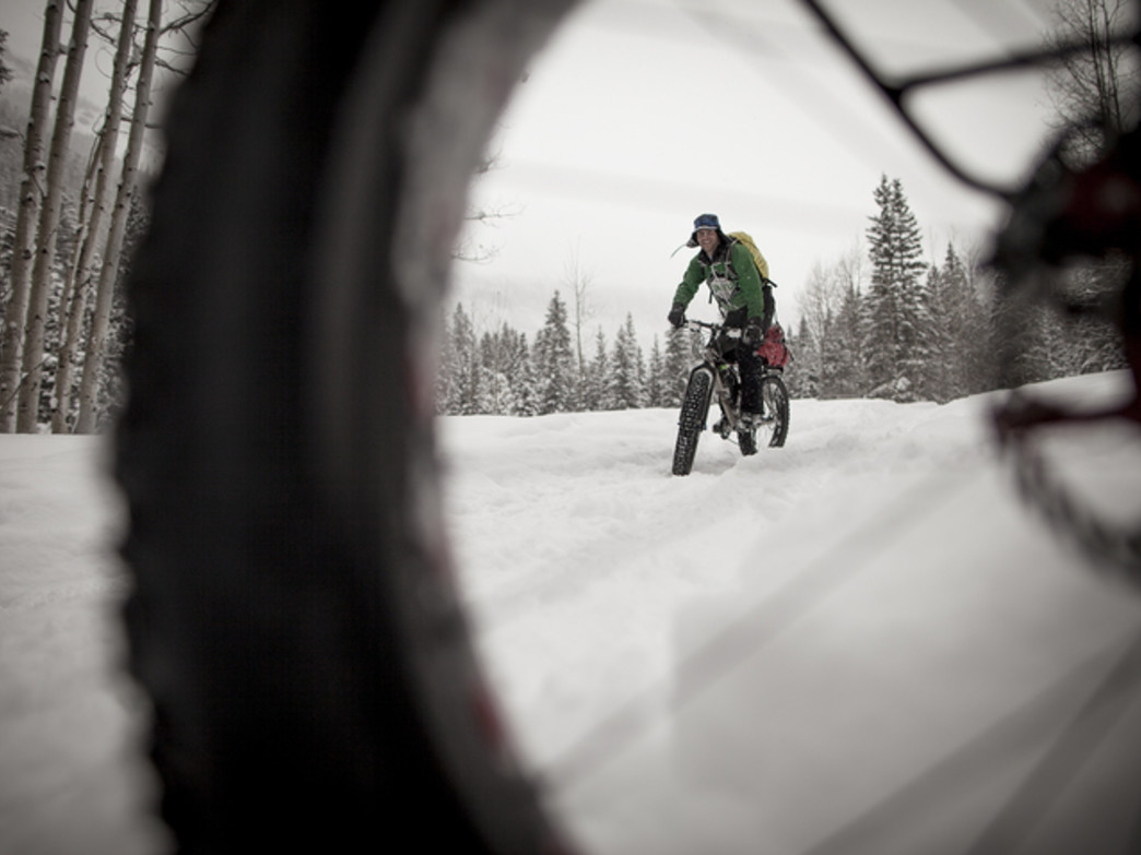 The deeper the powder, the tougher the ride.