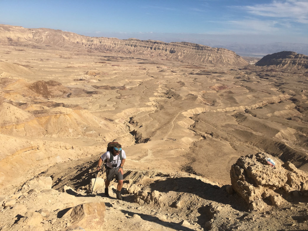 Thousands of miles of trails crisscross Israel, including many long-distance routes.
