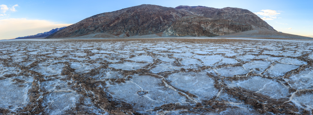 Whether you run the ultra or not, be sure to stop and check out the Badwater Basin.