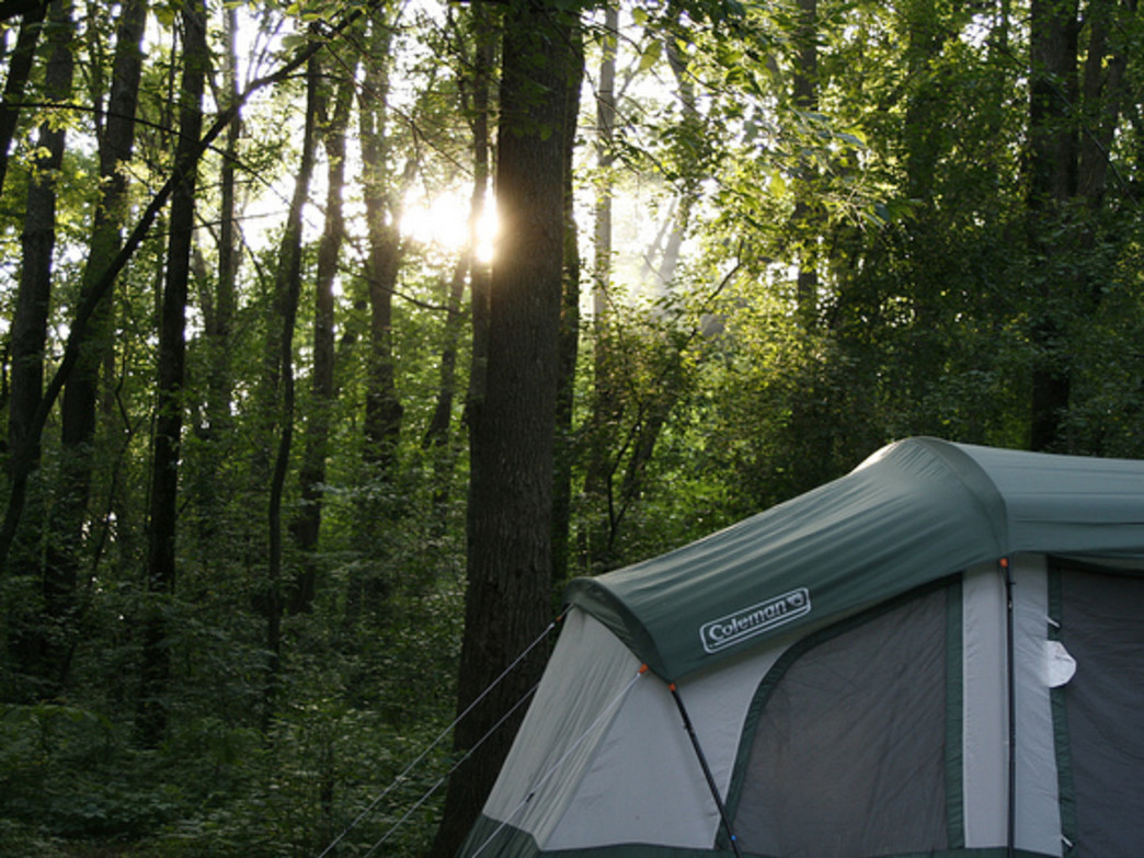 Pitch your tent in one of these great locations over Labor Day weekend.
