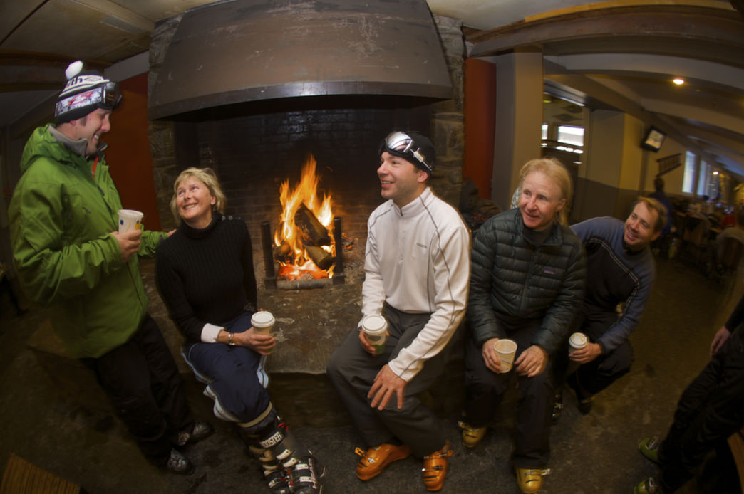 Mount Snow offers tons of options for dinner or drinks at the resort.