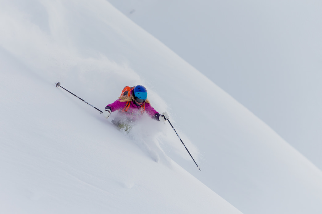 56626adfe Pro Skier Jess McMillan Reflects On Her Life On the Slopes