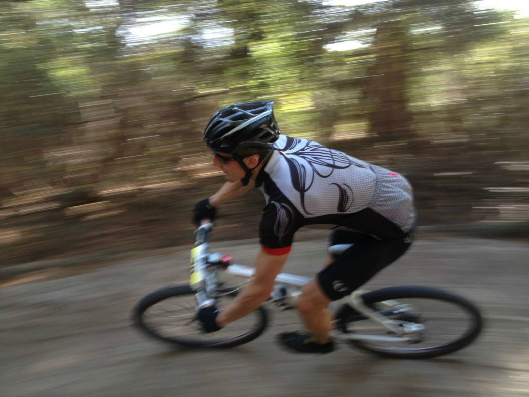 UWF off road trails give cyclists plenty to keep their game up