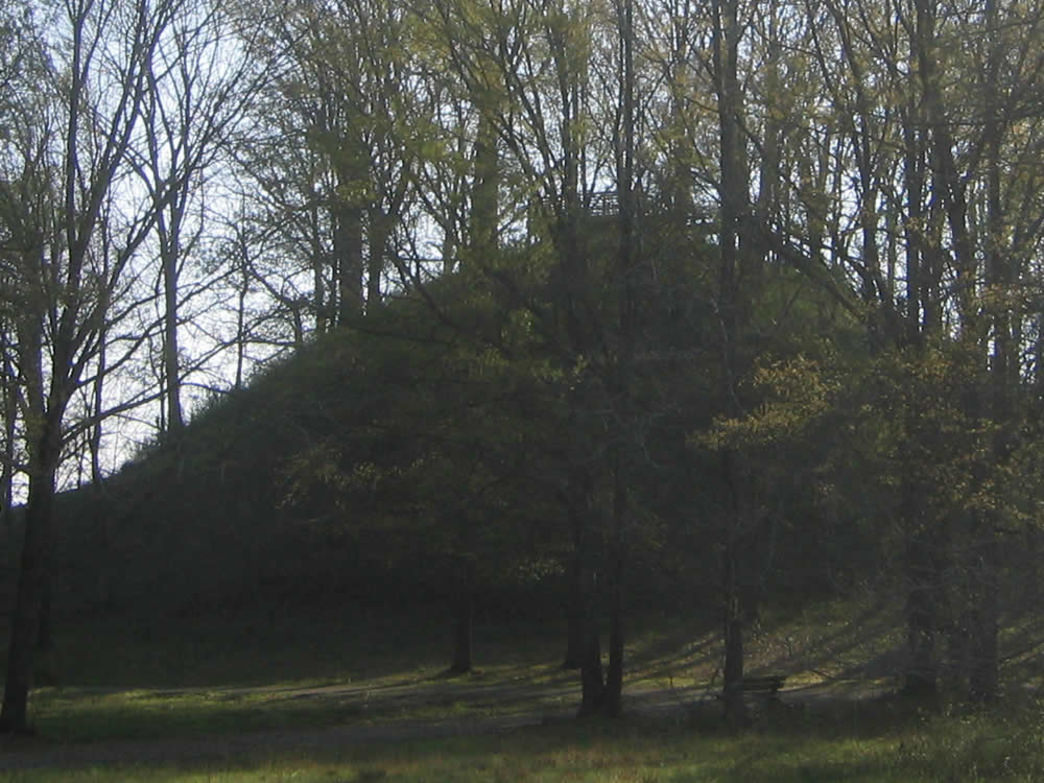 Pinson Mounds.